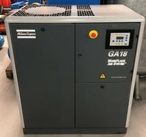 Б/У компрессор Atlas Copco GA 18